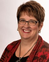 Lorraine, Almonte office manager